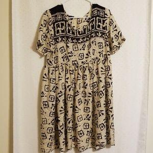 Vintage | Mod Baby Doll Dress